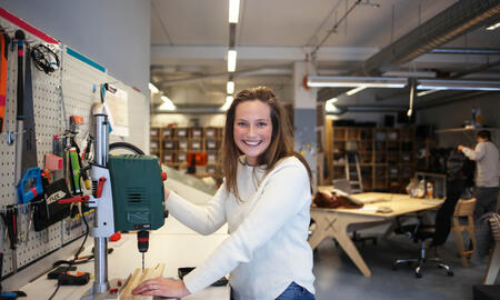 Marineholmen Makerspace: Boltreplass for kreative innovatører