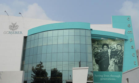 GC Rieber Compact India office building - Manesar, India